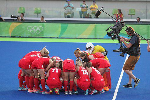 Field Hockey, Ladies, 2016 Olympics, Rio, Commit