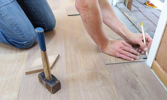 Floor, Flooring, Carpenter, Interior, Material, Home