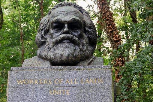 Socialist, Marx, Socialism, Revolution, Karl, Highgate