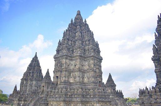 Prambanan, Temple, Indonesia, Java, Yogyakarta