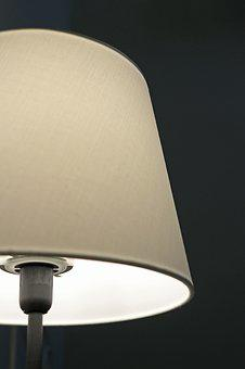 Lamp, Lamp Shade, Shades, Light, Table Lamp