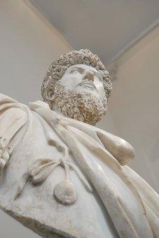 Marble, Statue, Sculpture, Symbol, Art, Decoration, Old