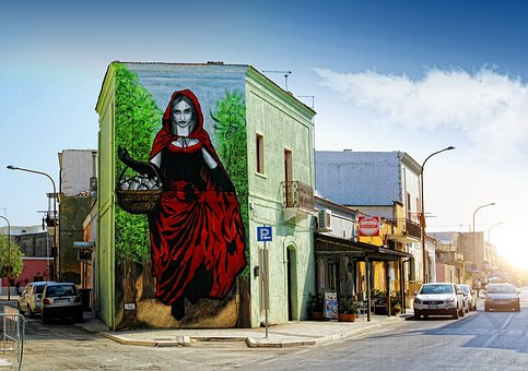 Murals, Article, Wall, Color, Colors, Artists, Graffiti