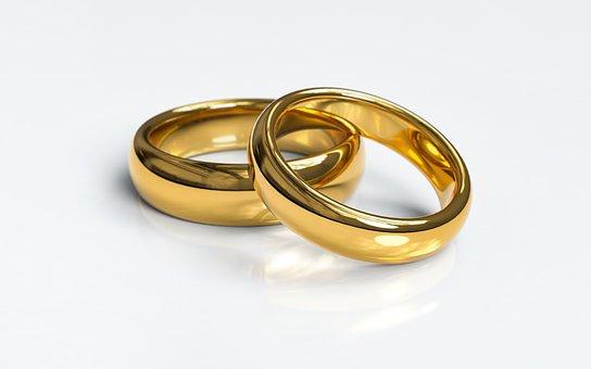 Wedding Rings, Engagement Rings, Wedding, Rings
