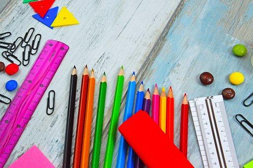 School, Learning, Back-to-school Package, Education