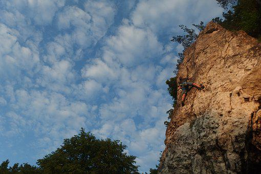 Climber, Climbing, Adventure, Nature, Mountain, Sport