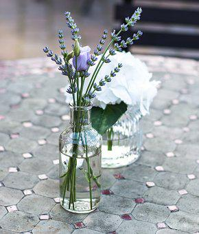 Table, Deco, Decoration, Flowers, Creative, Decor