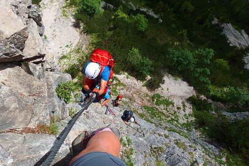 The Risk Of, Risky, Extreme, Via Iron Port, Climber