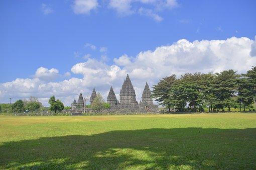 Prambanan, Temple, Hinduism, Unesco, Indonesia, Java