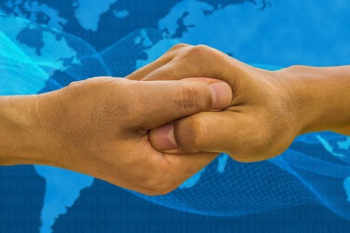 Business, Agreement, Connection, Globalisation, Deal