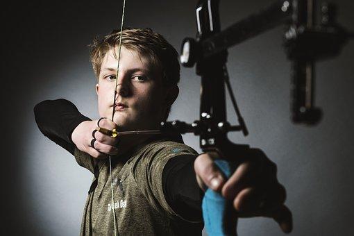Archer, Bow, Arrow, Archery, Sports, Weapons, Warrior