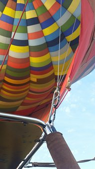 Ballooning, Adventure, Clouds, Sky, Flying, Balloon