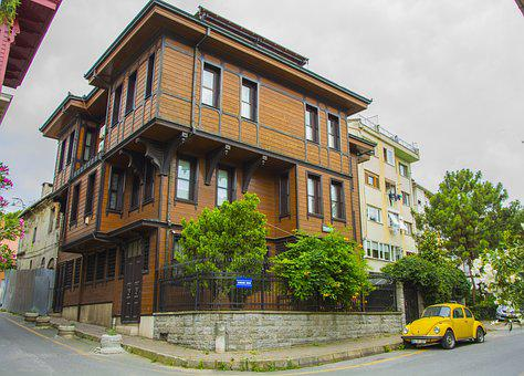 Mansion, Date, Architecture, Home, Old, Building