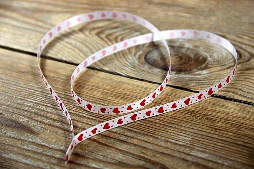 Loop, Wood, Heart, Decoration, Romantic, Love