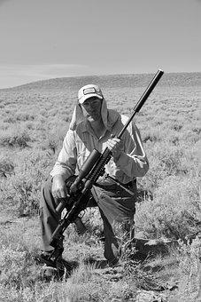 Long Range Shooting, Nomad Rifleman, Long Range Rifle