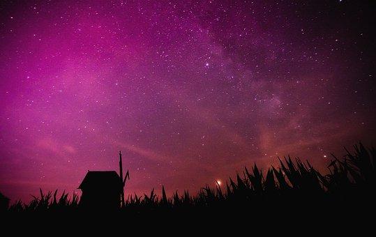 Milky Way, Celebrities, Astronomy, Galaxy, Sky, Space