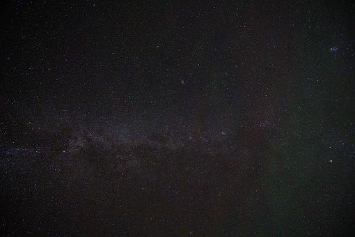 Shooting Stars, Meteors, Perseids, Space, Milky Way