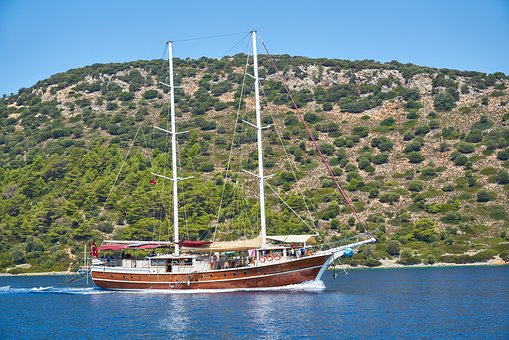 Boat, Tourist, Tourism, Travel, Discovery, Sailboat