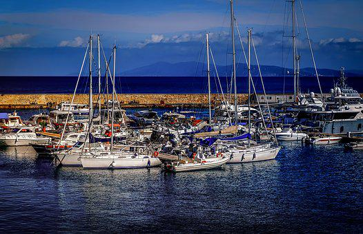 Waters, Boats, Travel, Pier, Sea, Tourism, Yacht