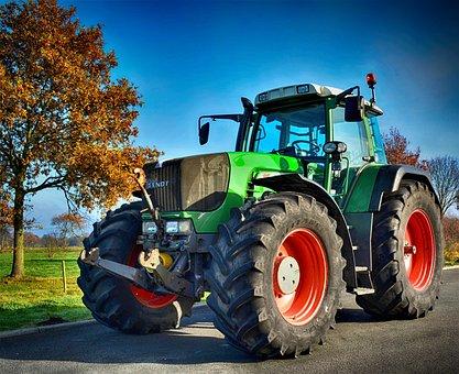 Fendt, Fendt 930, Tractor, Tractors, Agriculture