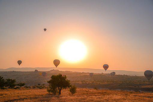 Turkey, Cappadocia, Tourism, Nature, Landscape, Travel