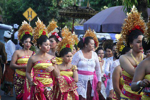 Bali, Dance, Asia, Asian Costume, Balinese Dance