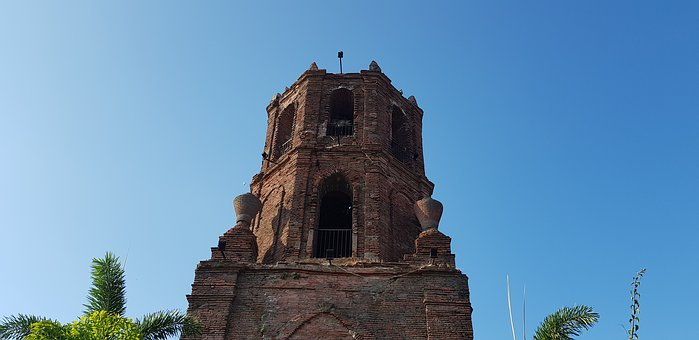 Bantayan Bell Tower, Ilocos, Philippines, Bell Tower
