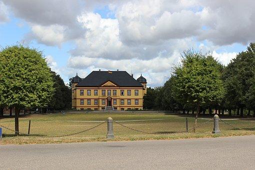 Castle, Manor, Building, Villa, Picturesque