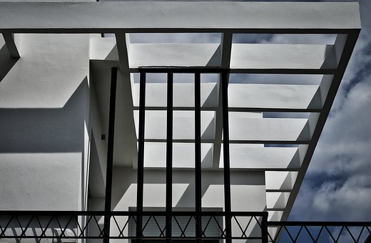 Architecture, Roof, Building, Facade, Concrete, Royan