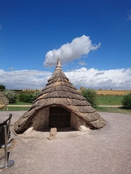 Hut, Old, Ancient, Travel, History, House, Landscape