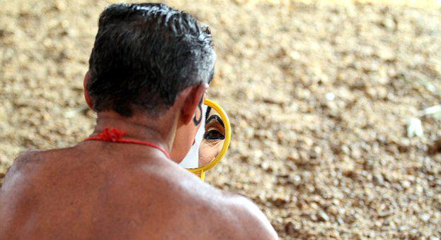 Kadhakali, Dance, Art, Kerala, India, Traditional