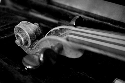 Violin, Music, Sound, Listen, Strings, Instrument, Wood