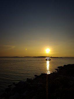 Turkey, Scholarship, Nature, Peace, Marine, Lake