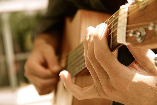 Guitar, Music, Instrument, Guitarist, Musician, String