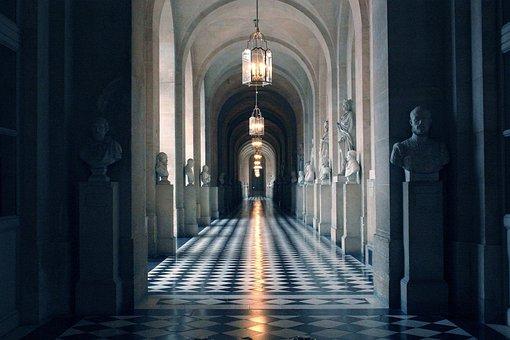 Versailhes, Chateau, Paris, Castle, Palace, French