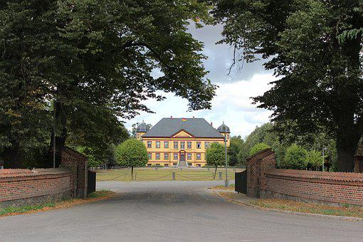 Romance, Castle, Park, Architecture, Places Of Interest