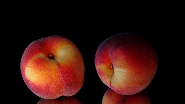 Peach, Prunus Persica, Fruit, Food, Fresh, Vitamins