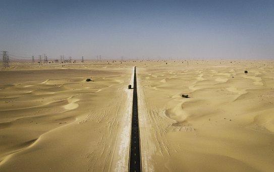 Running Tracks, Cycling Tracks, Dubai