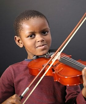 Violin, Music, Instrument, Musical, Strings, Play