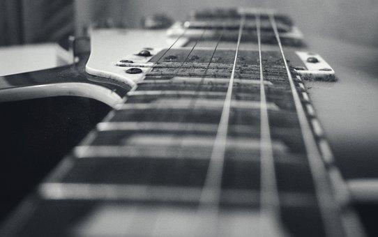 Guitar, Ropes, Instrument, Les Paul, Wallpaper Guitar