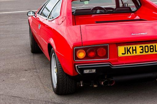 Ferrari 308 Gt4, Ferrari, Car, Vehicle, Auto, Speed