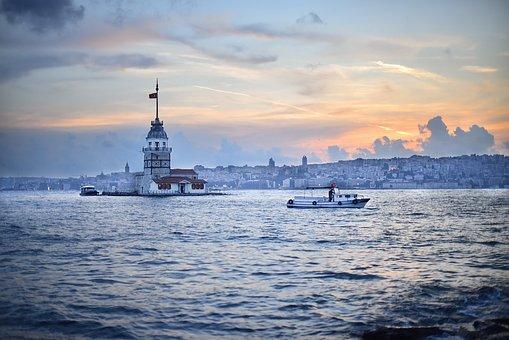 Istanbul, Bosphorus, Deniz, Boğaz, Wallpaper