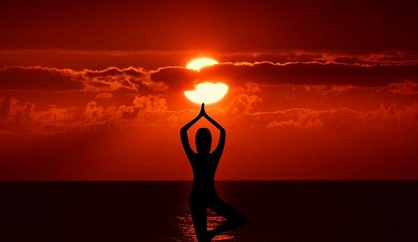 Meditation, Yoga, Zen, Chan, Relaxing, Pose, Rest, Art