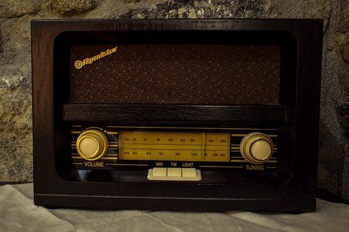 Radio, Old, Antique, Vintage, Nostalgia, Retro, Classic