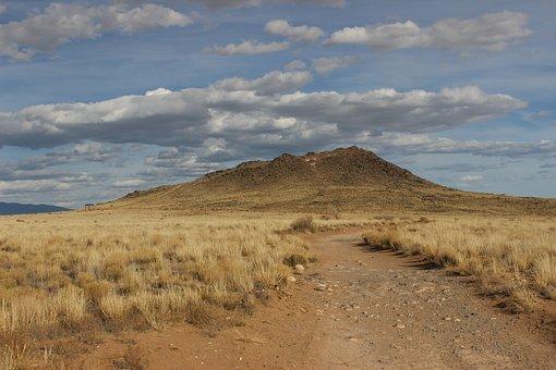 Extinct Volcano, New Mexico, Albuquerque Volcano Park