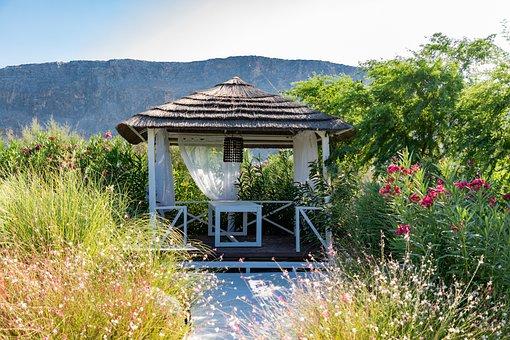 Hut, Cabana, Holiday, Relaxation, Resort, Sun, Cottage