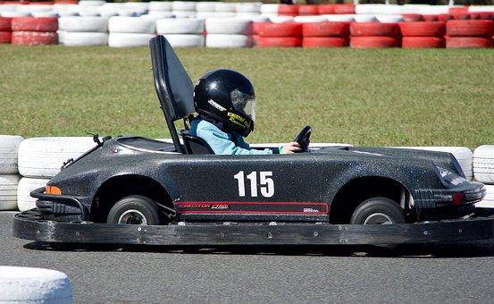Dodgem Car, Racer, Junior, Excitement, Sports, Fast