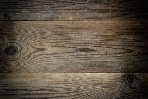 Wood, Wooden Slats, Boards, Nature, Left Untreated