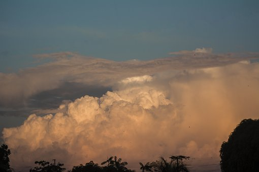 Clouds, Nature, Landscape, Conditions, Sky, Cloudscape