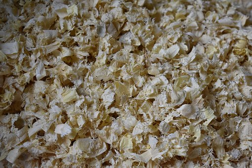 Texture, Sawdust, Chips, Wood